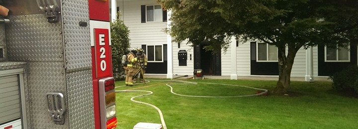 Fatality Fire in Lakewood Apartment Complex